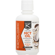 KetoLogic MCT Oil, Unflavored