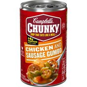 Campbell's® Chunky® Chicken & Sausage Gumbo