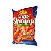Leslie's Crispy Shrimp Crackers