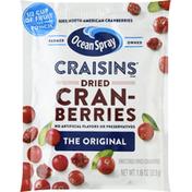 Ocean Spray Dried Cranberries, the Original