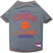 Pet First Medium Clemson Tigers T Shirt