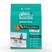 Whole Hearted Grain Free Duck & Lentil Recipe Food For Dogs