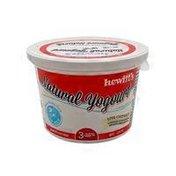 Hewitts Whole Plain Yogurt