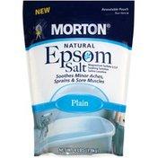 Morton Natural Plain Epsom Salt