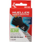 Mueller Compression Glove, Moderate