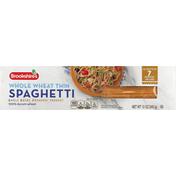 Brookshire's Spaghetti, Whole Wheat, Thin