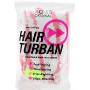 Aquis Hair Turban, Travel Pack