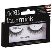 Ardell Lashes, Fauxmink, 814