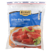Buckley Farms Chicken Wing Sections