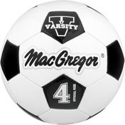 MacGregor Soccerball, Official Size 4, Varsity, Not Packed