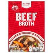 Market Pantry Broth, Beef