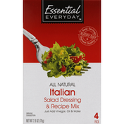 Essential Everyday Salad Dressing & Recipe Mix, Italian