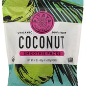 Pitaya Coconut, Organic, Smoothie Packs