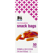 Food Lion Snack Bags, Reclosable