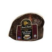 Boar's Head Beef Cap-Off Top Round Pastrami
