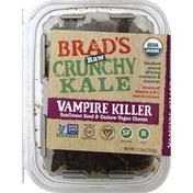 Brad's Raw Vampire Killer Leafy Kale, Garlic & Vegan Cheese
