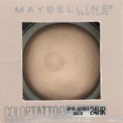 Maybelline Eye Shadow, Cream, Waterproof, Front Runner 15