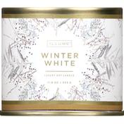 ILLUME Candle, Soy, Luxury, Winter White