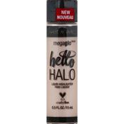 wet n wild Liquid Highlighter, Hello Halo, Halo, Goodbye 304A