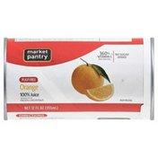 Market Pantry Frozen Concentrate, Orange, Pulp Free