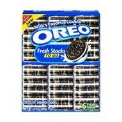 Oreo Nabisco Oreo Fresh Snacks To Go Chocolate Snadwich Cookies - 6 CT