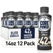 Core Power Protein Vanilla Elite 42G Bottles