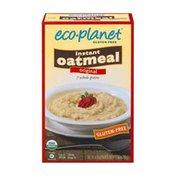 Eco-Planet Instant Oatmeal Original - 6 CT