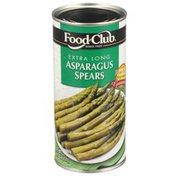 Food Club Extra Long Asparagus Spears