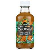 Aqua ViTea Ginger, Probiotic, Kombucha