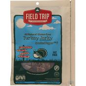 FIELD TRIP Turkey Jerky, Cracked Pepper No. 7