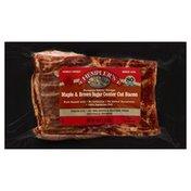 Hempler's Bacon, Center Cut, Maple & Brown Sugar