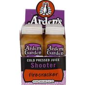 Ardens Garden Cold Pressed Shot, Fire Cracker, Immunity