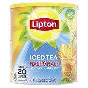 Lipton Iced Tea Mix Lemonade