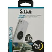 Steelie Orbiter Dash Kit, Ultra Thin