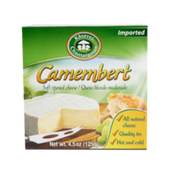 Kaeserei Champignon Camembert in a tin