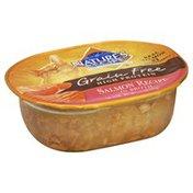 Nature's Recipe Cat Food, Grain Free, Salmon Recipe in Broth
