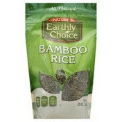 Nature's Earthly Choice Rice, Bamboo, Pouch