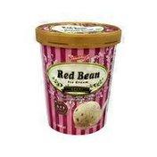 Shirakiku Red Bean Ice Cream