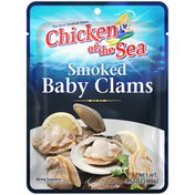 Chicken of the Sea Whole Baby Clams
