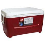Igloo Cooler, Red, 48 Quart