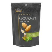 Blue Diamond Almonds, Gourmet, Garlic, Herb and Olive Oil