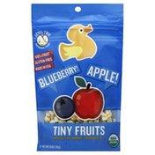 Little Duck Organics Tiny Fruits, Level Two, Blueberry, Apple