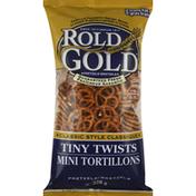 Rold Gold Pretzels, Tiny Twists, Classic Style
