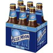 Blue Moon Belgian White Ale Beer