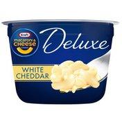 Kraft White Cheddar Macaroni & Cheese Easy Microwavable Dinner