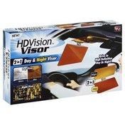 Hd Vision Visor, 2 in 1, Day & Night