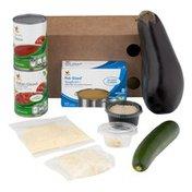 SB Meal Kit Crispy Baked Eggplant