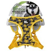 Pet Attire Harness, Designer Wrap, X-Small