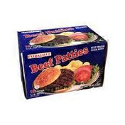 Extra Value Meats Beef Patties