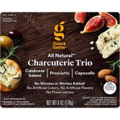 Good & Gather Charcuterie Trio, All Natural